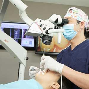 歯をなるべく削らない治療